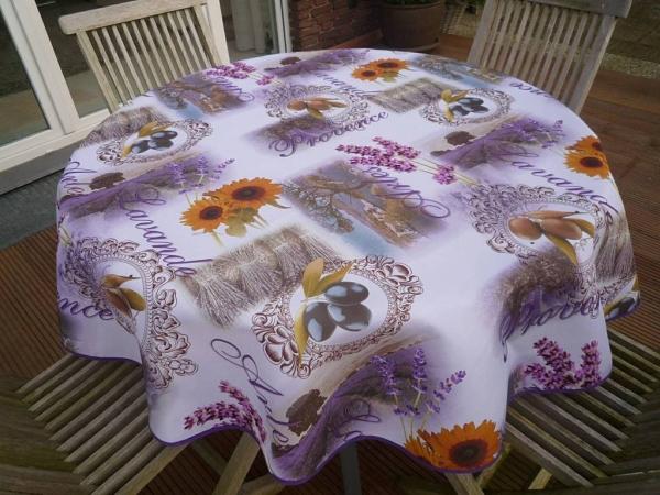 Sommerfrische à la Provence: Oliven, Sonnenblumen und Lavendel 2