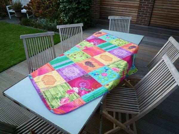 Tischdecke Provence 130x150 cm multicolor aus Frankreich